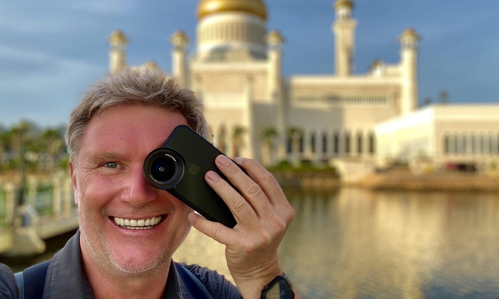 Martin Helmers - iPhone - Workshops - Fotos und Meer