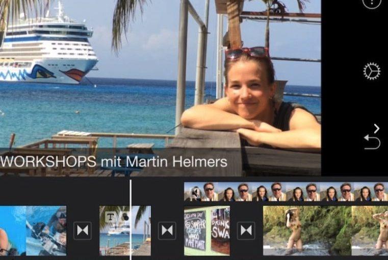Martin Helmers – iPhone – Workshops – Fotos und Meer   Poster